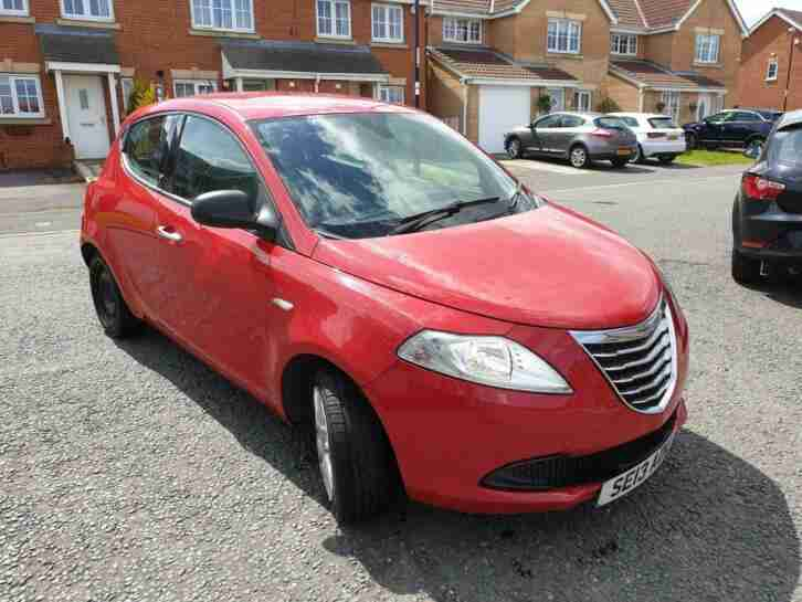 Chrysler Ypsilon. Chrysler car from United Kingdom