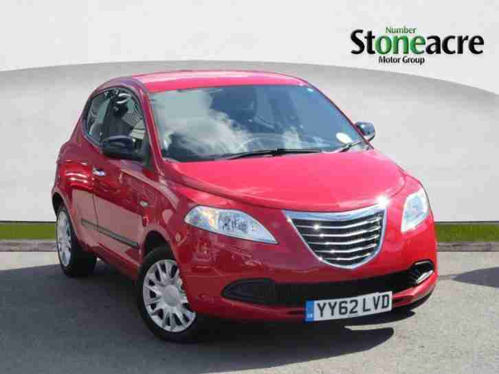 2013 Ypsilon 1.2 S Hatchback 5dr
