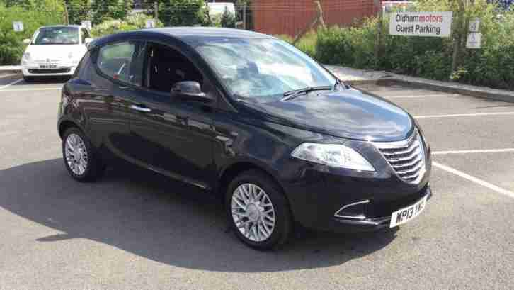 2013 Ypsilon 1.2 SE 5dr Manual