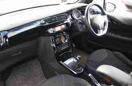 2013 Citroen DS3 1.6 e-HDi 90hp DStyle Plus Airdream Diesel White Manual