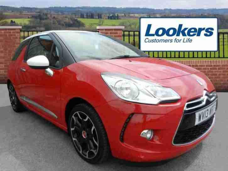 2013 DS3 1.6 e HDi Airdream DStyle