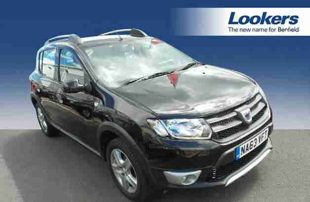 2013 dacia sandero stepway 1 5 dci laureate 5dr diesel manual car for sale. Black Bedroom Furniture Sets. Home Design Ideas
