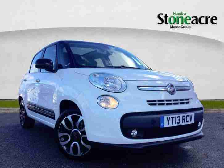 2013 500L 1.4 Pop Star Hatchback 5dr