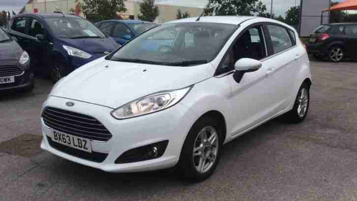 2013 ford fiesta hatchback manual
