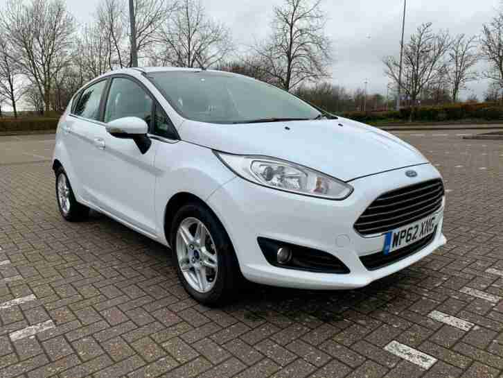 2013 Ford Fiesta 1.2 5 Door £95 Finance , 3