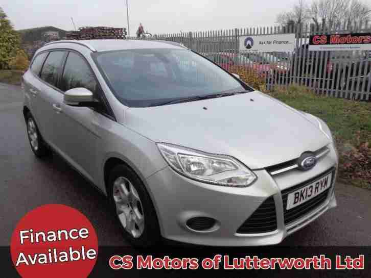 2013 Ford Focus 1.6 TDCi Edge 5dr