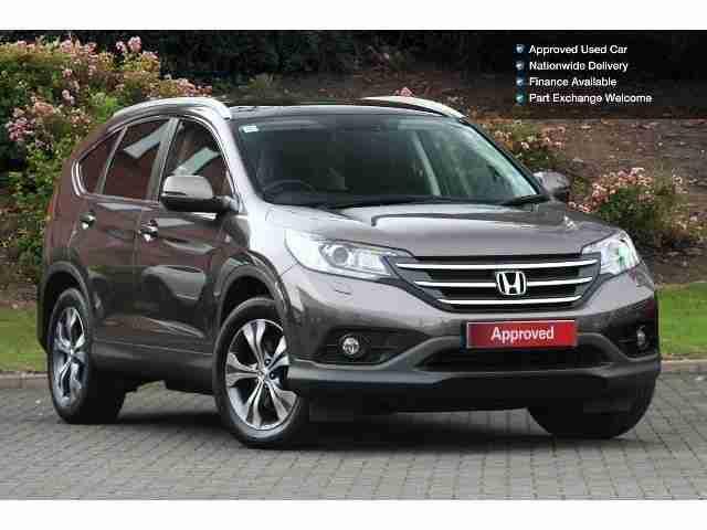 Honda 2013 CR V 2.2 I Dtec Ex 5Dr Diesel Estate. car for sale