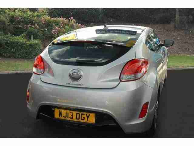2013 Hyundai Veloster 1.6 Gdi 4Dr Dct Petrol Coupe