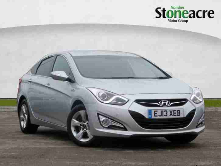 2013 i40 1.7 CRDi Style Saloon 4dr