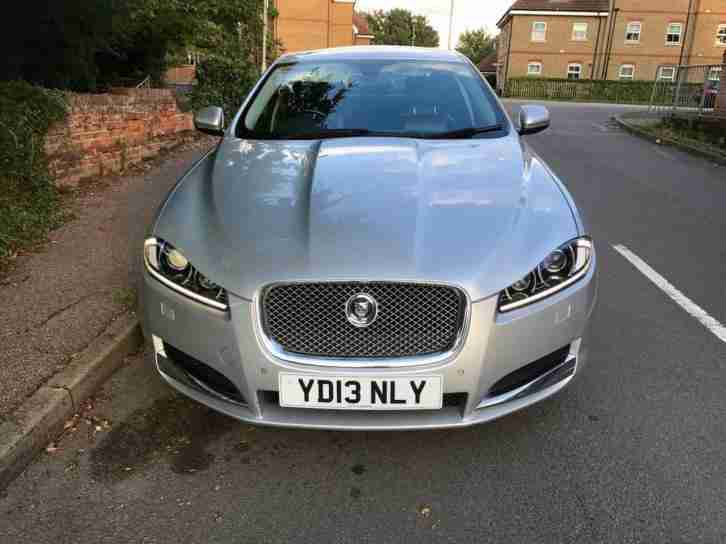 2013 XF LUXURY DIESEL AUTOMATIC FULL