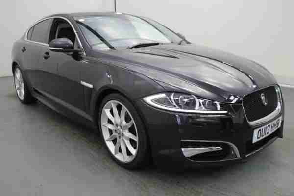 2013 Jaguar XF 3.0D V6 S PREMIUM LUXURY 4 DOOR, AUTOMATIC, SAT NAV, AUDIO SYSTEM