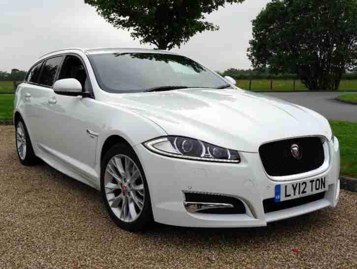 Smart Car For Sale Kent >> Jaguar 2013 XF D R SPORT SPORTBRAKE Diesel white Automatic. car for sale