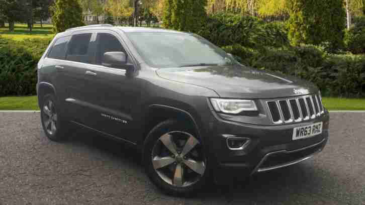 2013 Grand Cherokee 3.0 CRD Limited Plus