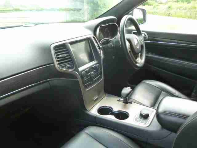 2013 Jeep Grand Cherokee V6 CRD LIMITED Diesel grey Automatic