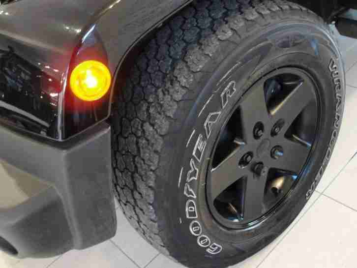 2013 Jeep Wrangler 2.8 CRD Sahara Hard Top 4x4 2dr
