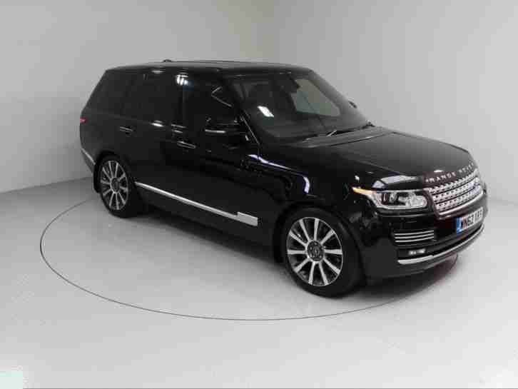 2013 LAND ROVER RANGE ROVER 3.0 TDV6 VOGUE SE ( STOP/START) ESTATE DIESEL