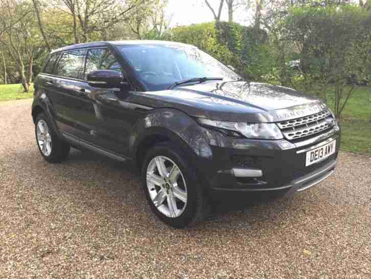 2013 land rover range rover evoque pure tech auto havana with pano. Black Bedroom Furniture Sets. Home Design Ideas