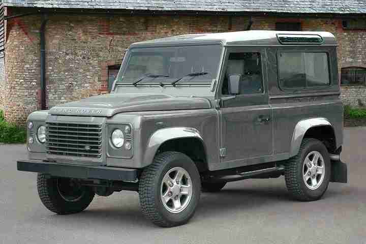 2013 Land Rover Defender XS Station Wagon