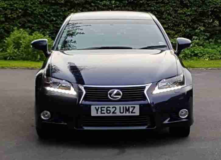 2013 Lexus GS 250 2.5 Luxury