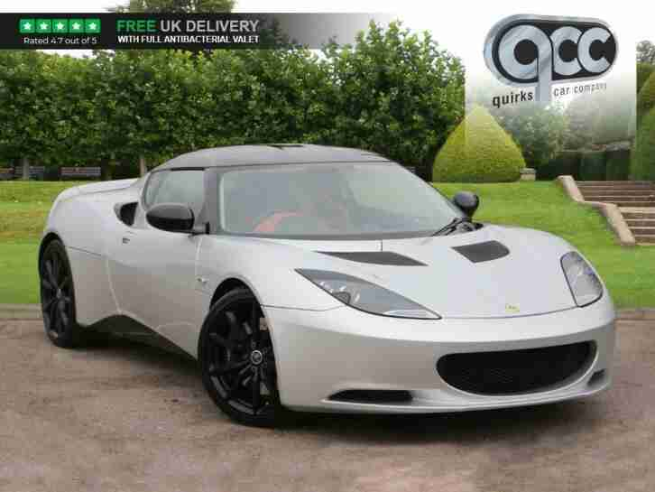 2013 Lotus Evora V6 S 4 Coupe Petrol Manual