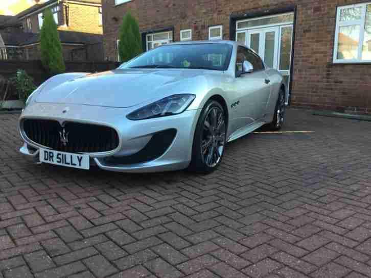Maserati 2013 GRANCABRIO SPORT 4.7 CHERISHED EXAMPLE MEGA SPEC +LOW