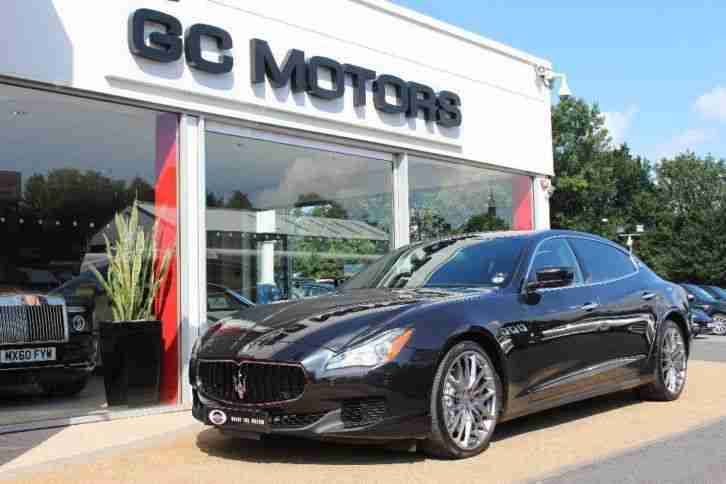 maserati 2013 quattroporte v8 gts 4dr auto car for sale. Black Bedroom Furniture Sets. Home Design Ideas