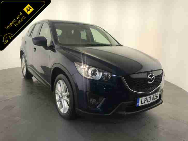 2013 MAZDA CX 5 SPORT NAV DIESEL 4WD 1 OWNER FINANCE PX WELCOME