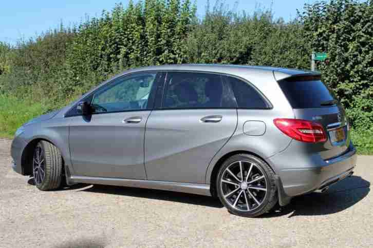 2013 MERCEDES B-CLASS B180 CDI BLUEEFFICIENCY SPORT DIESEL
