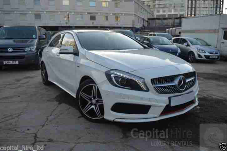 2013 MERCEDES BENZ A250 BL CY ENGINEERED BY