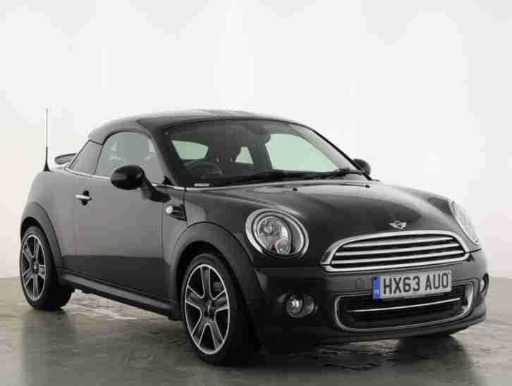 2013 Coupe 1.6 Cooper 3dr Petrol grey