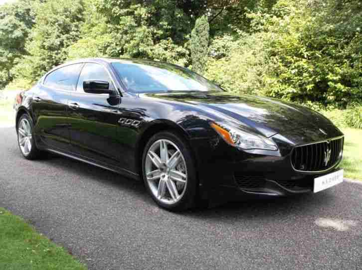 maserati 2013 quattroporte s petrol automatic car for sale. Black Bedroom Furniture Sets. Home Design Ideas