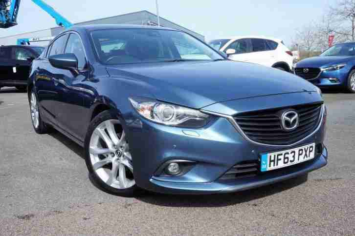2013 6 2.2d (175) Sport Nav 4dr Manual