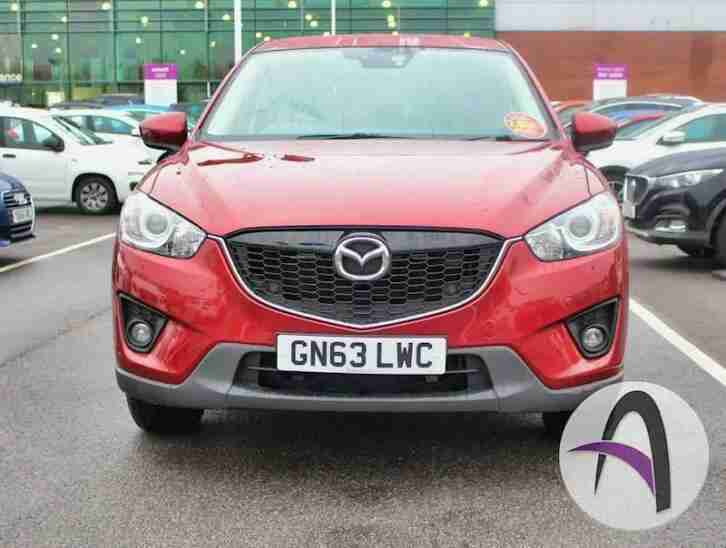 2013 Mazda CX 5 2.0 SE L 5dr 4x4 Petrol Manual