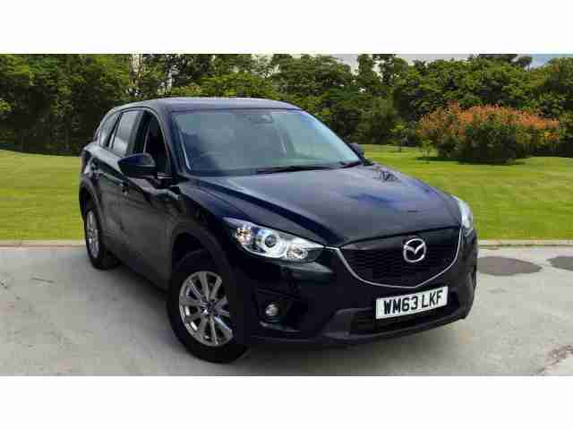 Mazda CX. Mazda car from United Kingdom