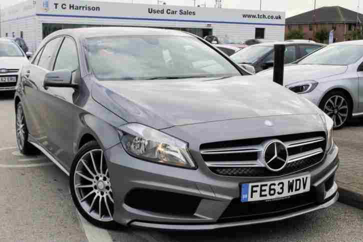 Left Hand Drive Lhd Spanish 2010 Mercedes A180 Cdi Diesel Automatic