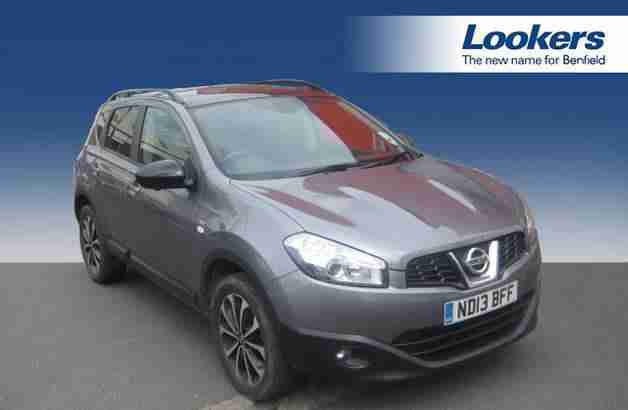 nissan 2013 qashqai 1 5 dci 110 360 5dr diesel manual hatchback. Black Bedroom Furniture Sets. Home Design Ideas
