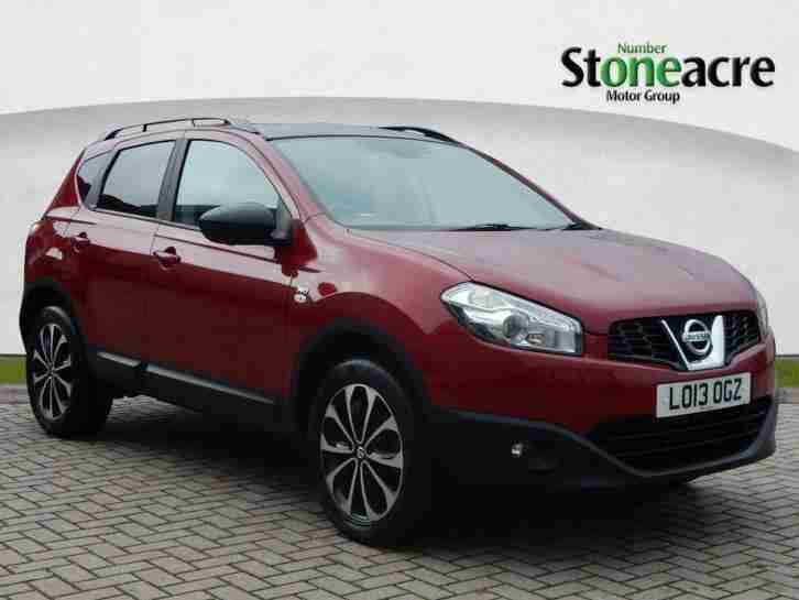 nissan 2013 qashqai 1 6 360 hatchback 5dr petrol manual. Black Bedroom Furniture Sets. Home Design Ideas