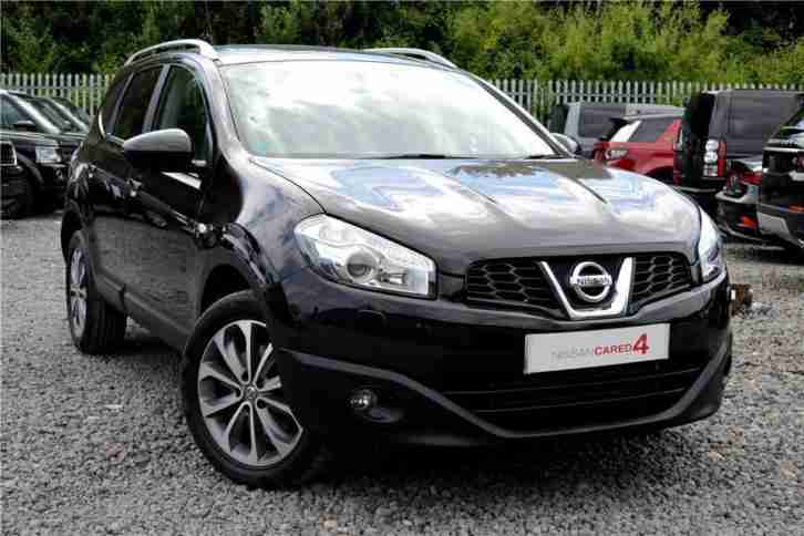nissan 2013 qashqai tekna is plus 2 dci 4wds s diesel black manual. Black Bedroom Furniture Sets. Home Design Ideas