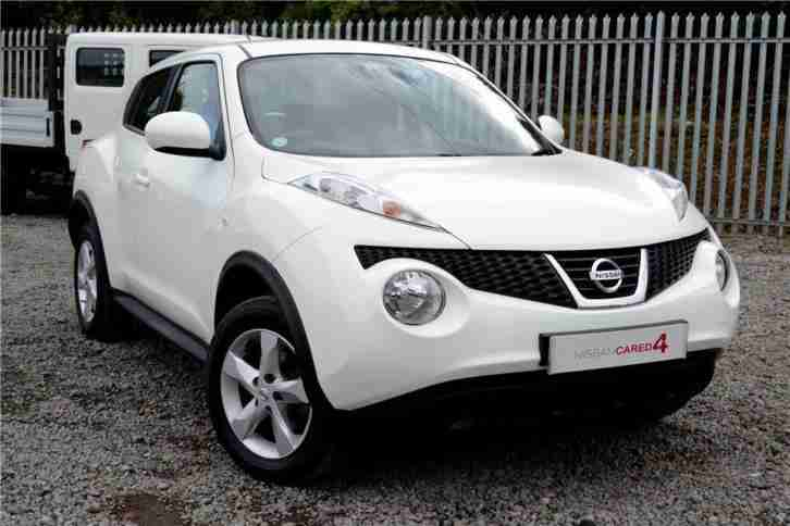 nissan 2013 qashqai visia petrol white manual car for sale. Black Bedroom Furniture Sets. Home Design Ideas