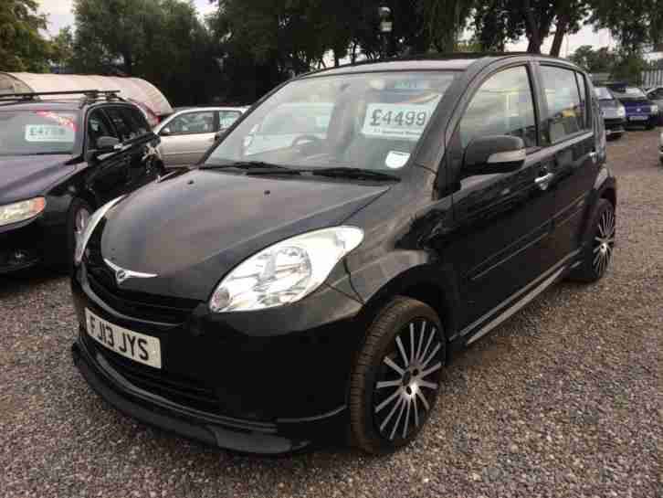 2013 PERODUA MYVI 1.3 SPORT VERY HIGH SPEC VERY LOW MILEAGE