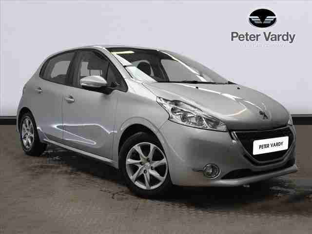 Peugeot 208. Peugeot car from United Kingdom