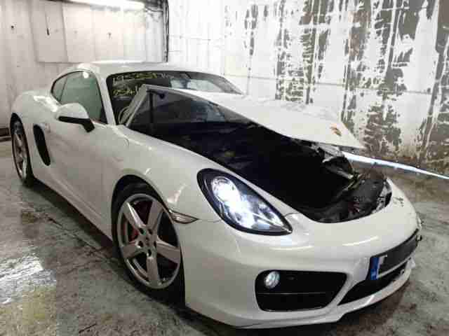 porsche cayman s pdk cayman r looks car for sale. Black Bedroom Furniture Sets. Home Design Ideas