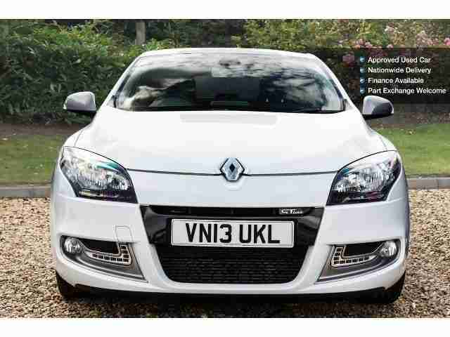 renault 2013 megane 1 6 dci 130 gt line tomtom 3dr diesel coupe car for sale. Black Bedroom Furniture Sets. Home Design Ideas