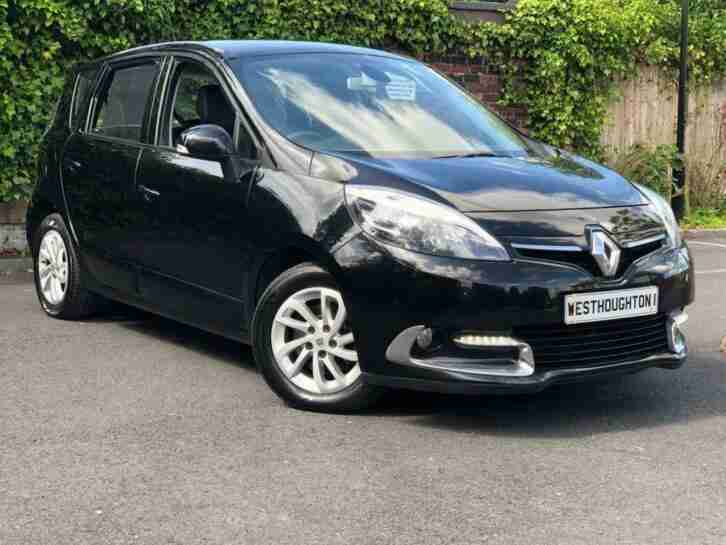 2013 Renault Scenic 1.5 DYNAMIQUE TOMTOM ENERGY DCI S/S 5d 110 BHP 1 FORMER