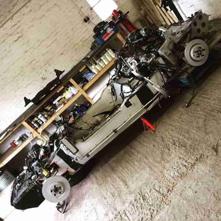 Lotus 2013 S3 Exige V6 : Project Car Elise Evora VX220