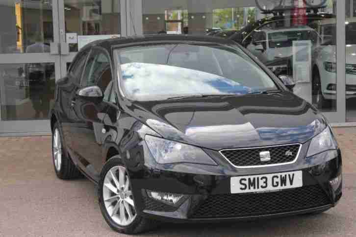 2013 SEAT IBIZA 1.6 TDI FR SportCoupe 3dr Manual Hatchback