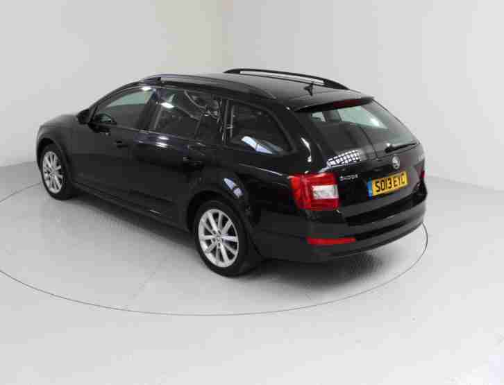skoda 2013 octavia 2 0 tdi cr elegance 5dr estate diesel car for sale. Black Bedroom Furniture Sets. Home Design Ideas