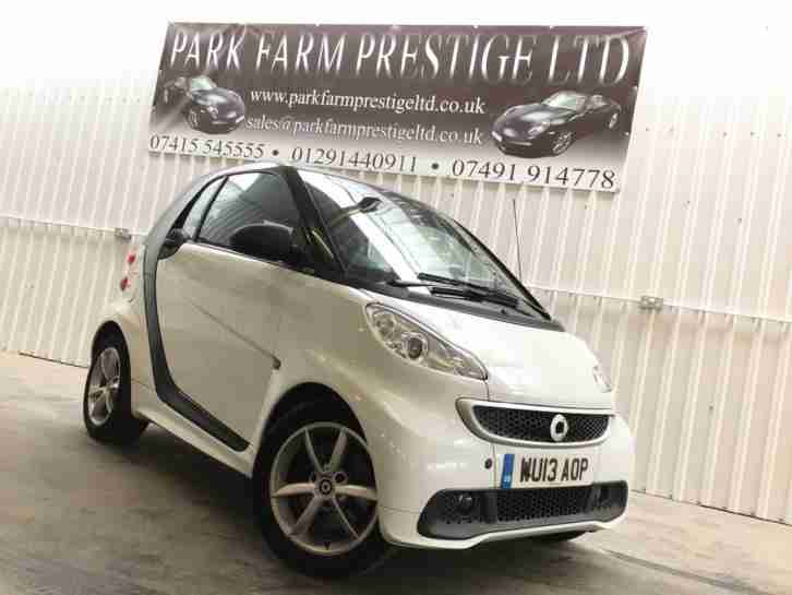 2013 SMART FORTWO 0.8CDI SOFTTOUCH AUTO FREE TAX 51,000 MILES
