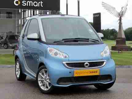 2013 FORTWO CABRIO PASSION SOFTOUCH
