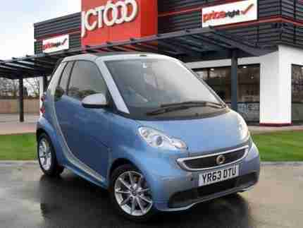 smart 2013 fortwo cabrio passion softouch convertible car for sale. Black Bedroom Furniture Sets. Home Design Ideas